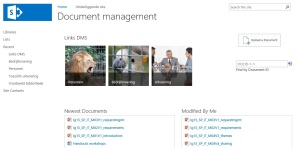 SharePoint 2013 – Tiles on your site (Promoted links