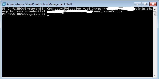 sharepoint-management-shell