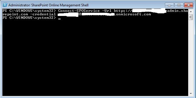sharepoint-management-shell