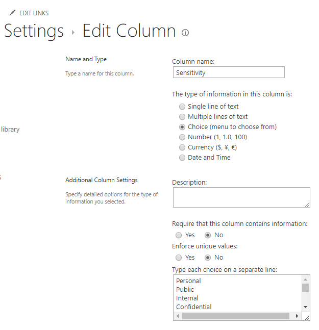 SharePoint_AIP_Label_Column