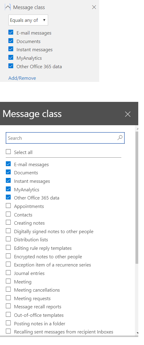 Data Subject Requests – news for Office 365 and GDPR