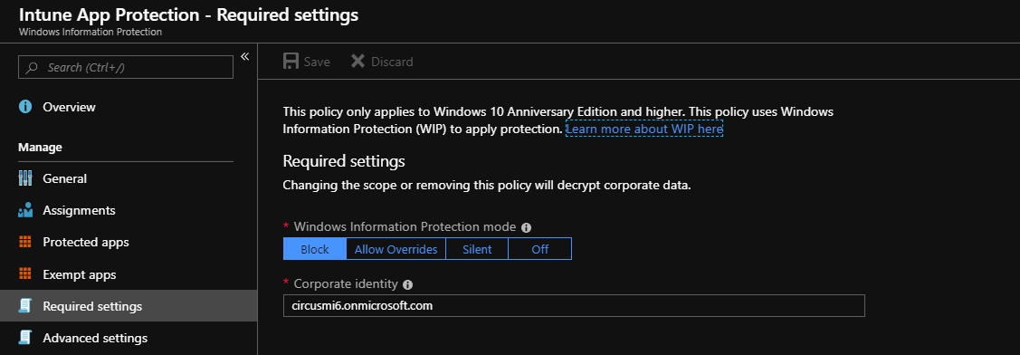 Windows Information Protection – AlbertHoitingh Com