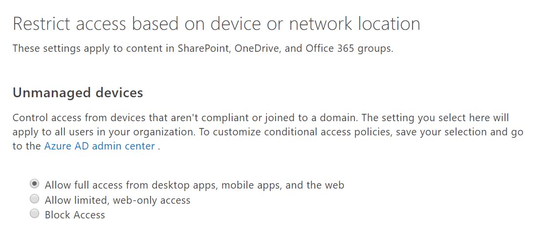 Cloud App Security and SharePoint – AlbertHoitingh Com